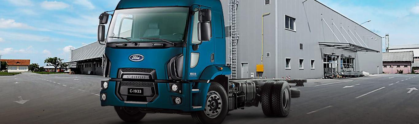 Ford Cargo C1933r