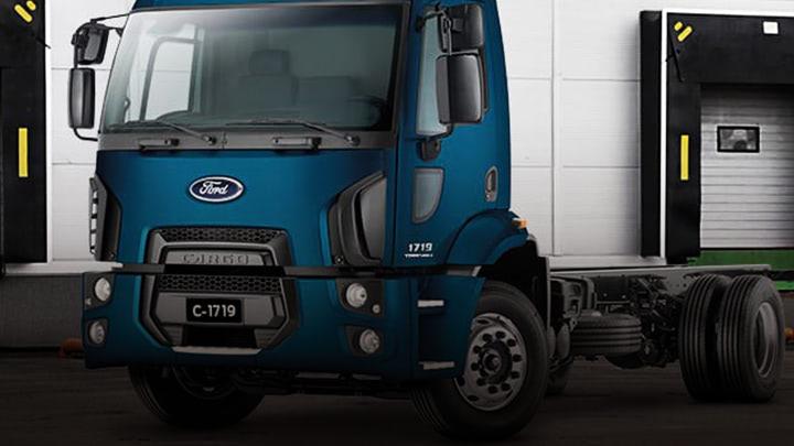 Ford Cargo C1719 Torqshift