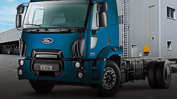 Ford Cargo C1731r Torqshift