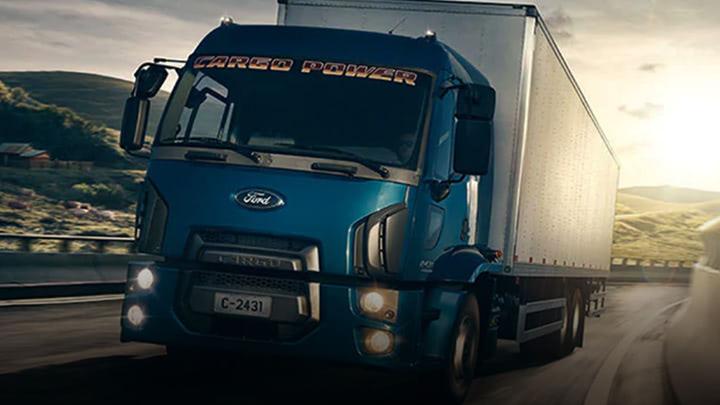 Ford Cargo C2431 Torqshift