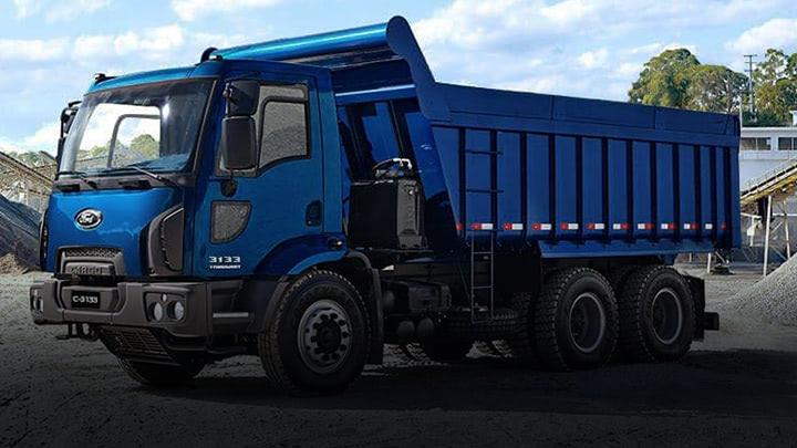 Ford Cargo C3133 (6x4) Torqshift