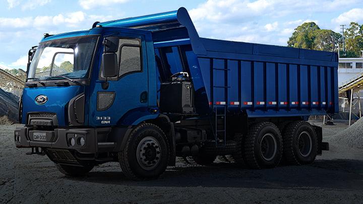 Ford Cargo C3133 (6x4)